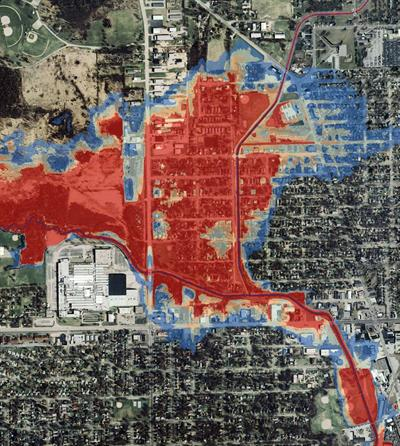 Coordinated Hazard Assessment and Mapping Program