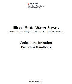 Irrigation Handbook Cover Image