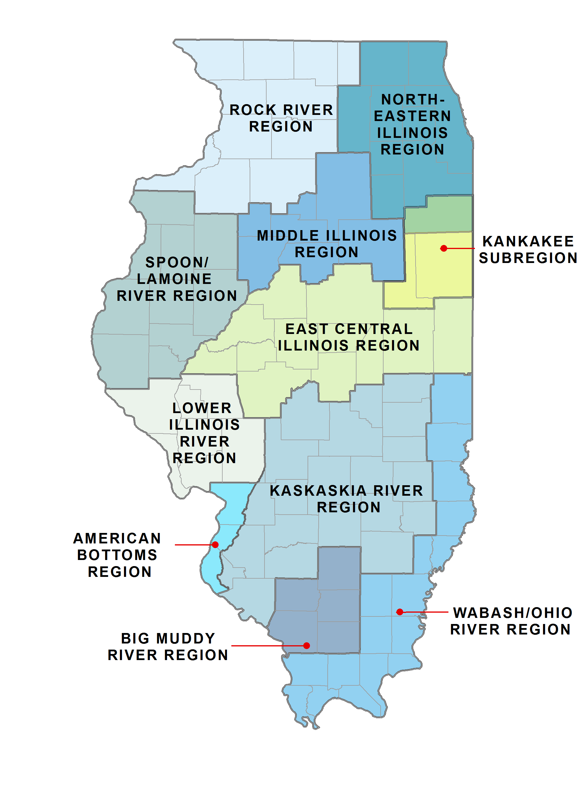 Water Supply Planning Regions
