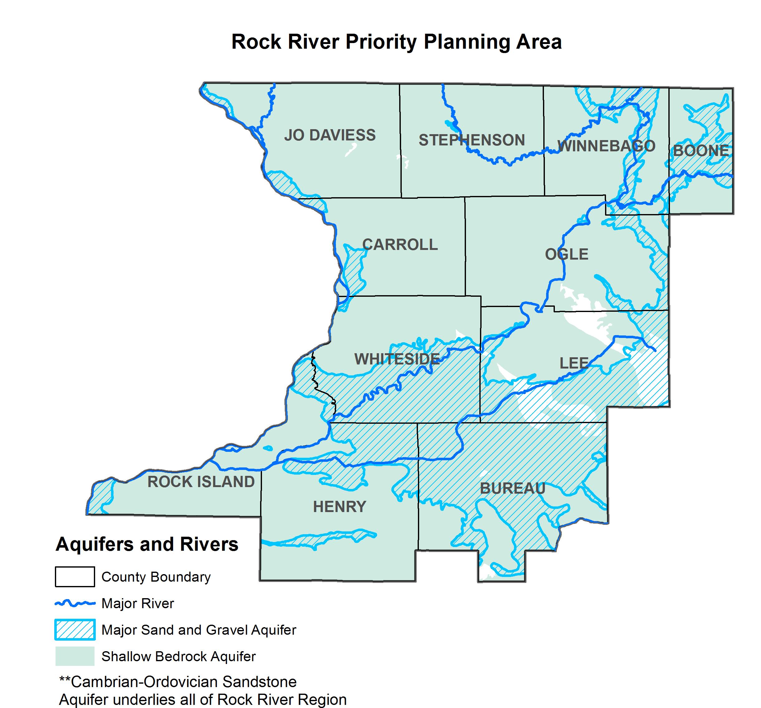 Rock River Region